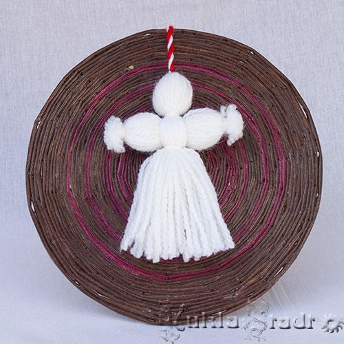 Зимняя кукла Мартиничка