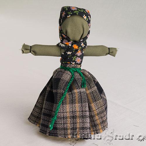 Кукла недоля своими руками