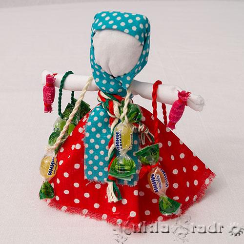 Кукла метлушка мастер класс 18